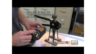 Dent Fix DF-900 AluSpot Aluminum Repair Station Video