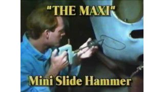Dent Fix DF-505 The Maxi Multiple Dent Pulling Station Video