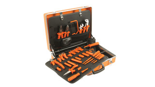 1,000V fully insulated hand tools