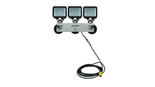 144 Watt LED Flood Light, No. WAL-M-3X48LED-120