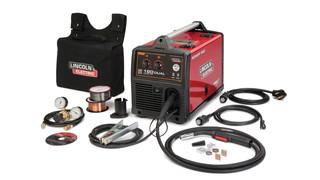 Power MIG 180 Dual welder