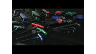 Hex Keys - Carlyle Hand Tools Video