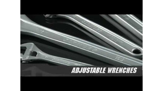 Adjustable Wrenches - Carlyle Hand Tools Video