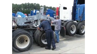 Model 10 Deluxe Fifth Wheel Wrecker Video
