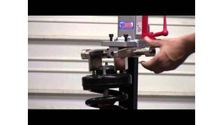 Techny EZ Strut Spring Compressor Video Demo