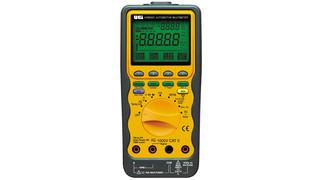 ADM5201 multimeter