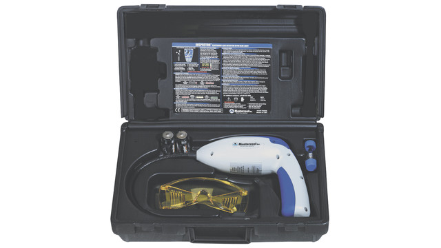Inspector 2 in 1 Electronic/UV Leak Detector, No. 55200