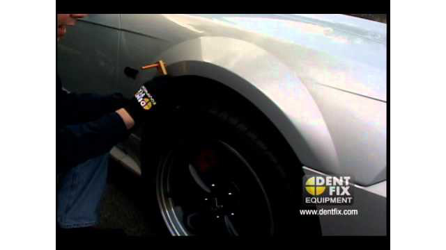 Dent Fix DF-BL10 Body Line Marker Tool Video
