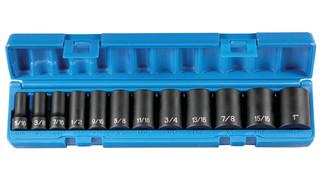3/8 Drive Semi-Deep Impact Sockets