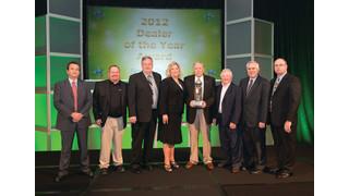 Carrier Transicold dealers given awards