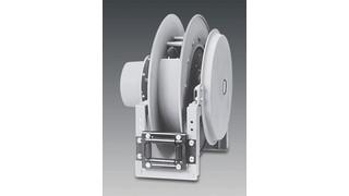 SCR700 industrial-duty spring rewind reel