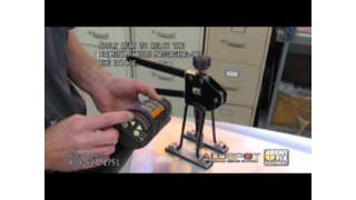 Dent Fix DF-900 AluSpot Aluminum Repair Station Video
