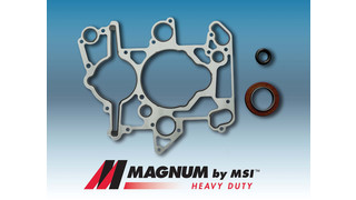 Heavy Duty Gaskets and Seals