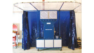 Mobile Weld Station