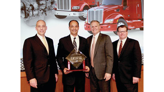 Western Peterbilt wins TRP Dealer of the Year