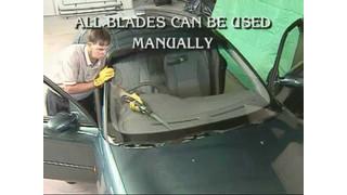 BTB Tools BTB WK10HD Windshield and Auto Glass Removal Tool Video