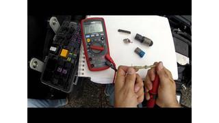 ESI TMX-589 diodes setup video
