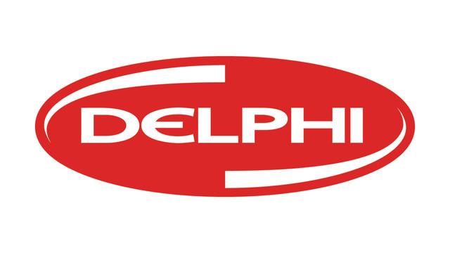 Delphi Product & Service Solutions Logo
