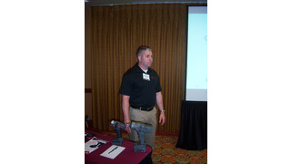 Ingersoll Rand experts describe evolving cordless power tools during Ace Tool Co. dealer expo