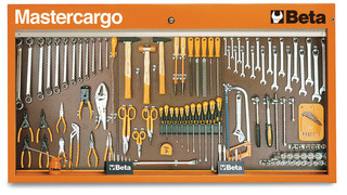 Mastercargo Tool Panel, No. C57