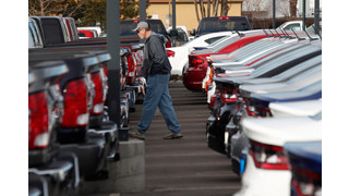 U.S. auto sales roar back in May, led by pickups