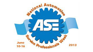 June 10-16 is Automotive Service Professionals Week