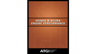 Honda and Acura Engine Performance Training Manual