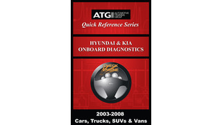 Hyundai & Kia OBDII Trouble Code Quick-Reference Guide