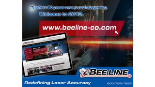 Beeline's new website showcases alignment system solutions