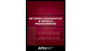 Network Diagnostics & Module Programming Training Manual