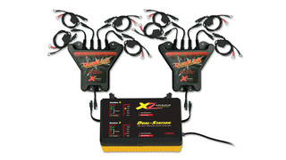 8-Station QuadLink Charger Kit, No. X2-QL4-K2