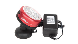 Rechargeable Rotating Magnetic 24 LED Work Light, No. RT2-LTCH