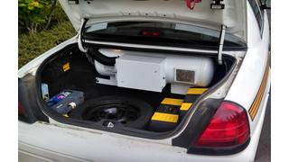 Oregon sheriff saves big with 10 propane patrol cars
