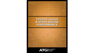 Toyota, Lexus and Scion Engine Performance Training Manual