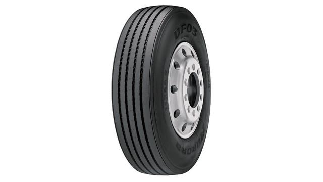 Hankook's Aurora tires receive SmartWay verification