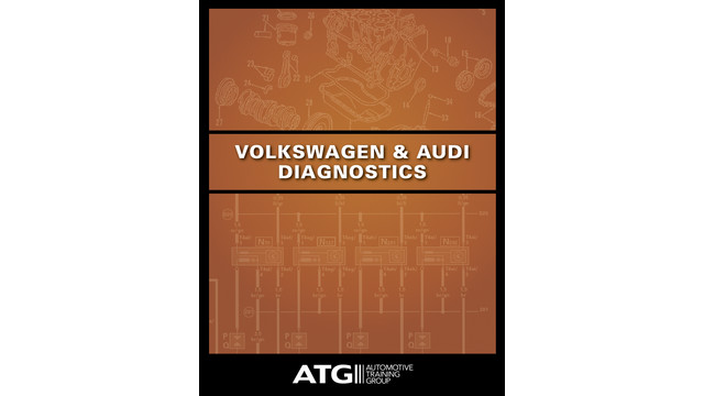 Volkswagen & Audi Diagnostics Training Manual