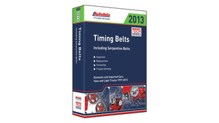 2013 Timing Belt Manual, No. 13-180