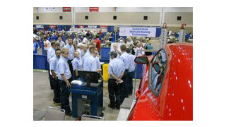 Chief sponsors this summer's SkillsUSA Collision Repair Technology Championship