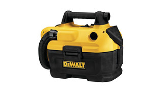Portable Wet/Dry Vacuum, Nos. DCV580 & DCV581H