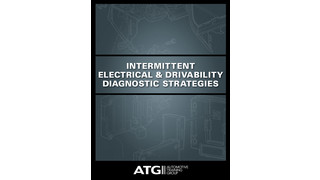 Intermittent Electrical & Drivability Diagnostic Strategies Training Manual