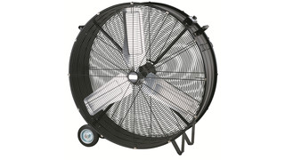 36 Direct Drive Drum Fan, No. MTN5036DD