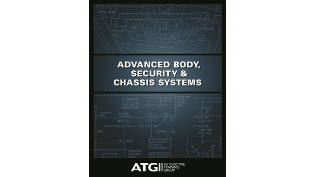 Advanced Body, Security & Chassis Systems Training Manual