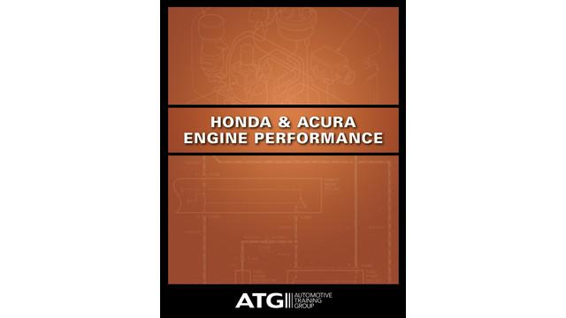 Honda and Acura Engine Performance Training Manual