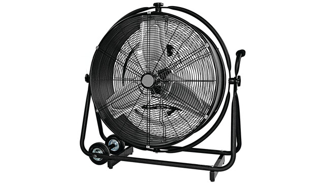 24 Orbital Drum Fan, No. MTN5024