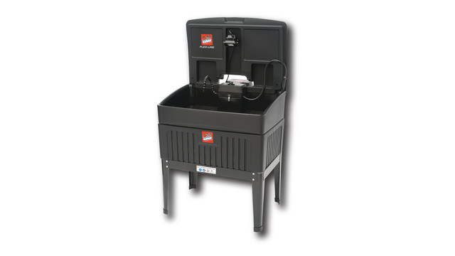 Oil Eater Flex Line Water Based Parts Washing System