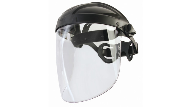 Uvex Turboshield Face Protection System