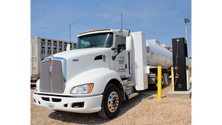 CNG trucks to transport bacon-flavored biodiesel