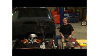 Stacey David's Gearz brake bleeder and brake fluid test video