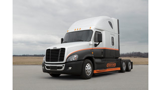 LED headlamps now standard on Freightliner Cascadias