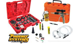 Phoenix Systems: MaxPro Secret Weapon Combo Kit, plus accessories